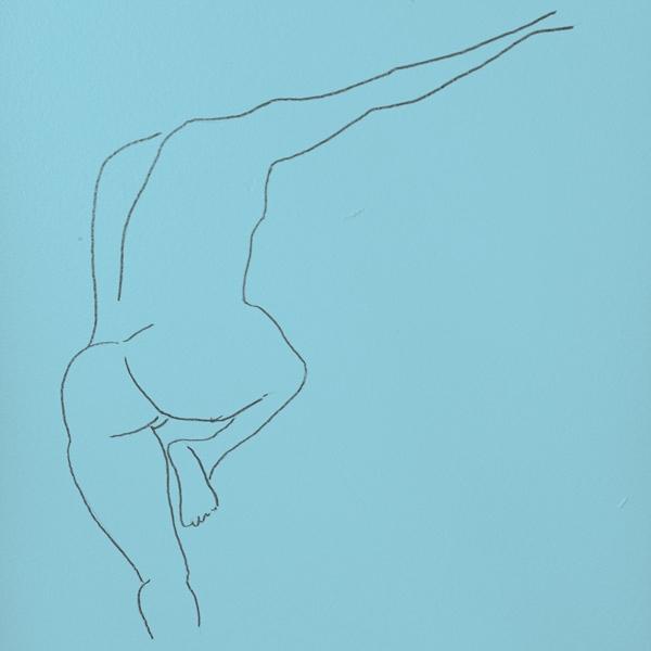 A5 - Dessin page Massage Tantrique, par Bruno Deck, masseur tantrique à domicile