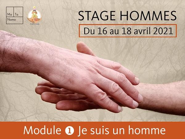 S1 - Stage Tantra Hommes Module 1 - Eveil&Sens_Tantra-Matanoma - Bruno Deck