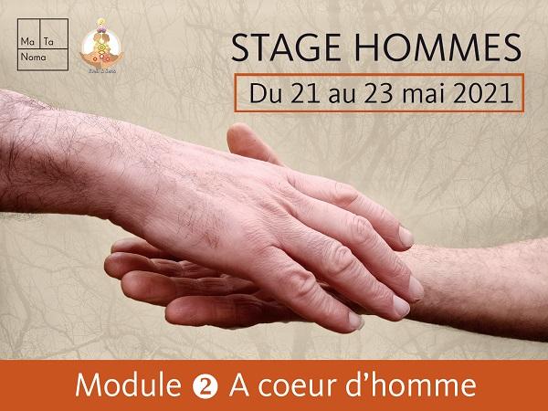 S2 - Stage Tantra Hommes Module 2 - Eveil&Sens_Tantra-Matanoma - Bruno Deck